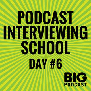 Day 6 - Finding Great Podcast Guests Via Booking Agents
