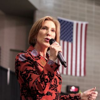 Carly Fiorina has endorsed Sen. Ted Cruz for President