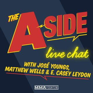 The A-Side Live Chat | Brock Lesnar rumors, Daniel Cormier's retirement, Jorge Masvidal vs. Nate Diaz 2, Leon Edwards' future, more