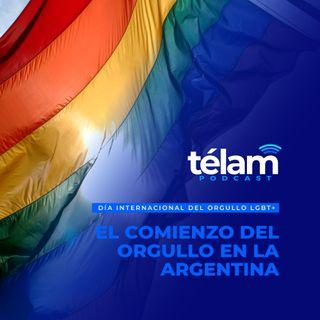 Los inicios del Orgullo LGBT+ en la Argentina