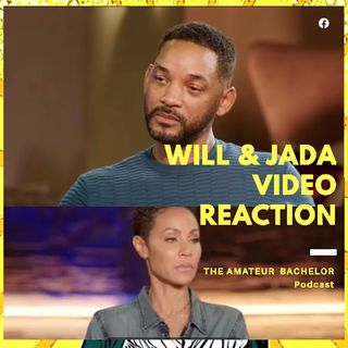 Episode 2 - Will & Jada Red Table Video Reaction