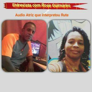 4° PROGRAMAÇÃO COM ENTREVISTA EXCLUSIVA COM A AUDIO ATRIZ ROSE GUIMARAES