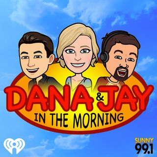 Off Mic - Dana has reached a new level of petty with her husband