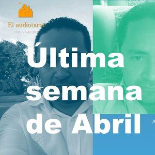 2. Audiotarot ULTIMA semana de Abril