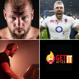 Episode 119 - with James Haskell - DJ, MMA, Fitness and used to play a bit of Rugby!