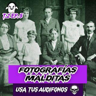 FOTOGRAFÍAS MALDITAS (Anomalías) en 8D - ¡Usa tus Audífonos!