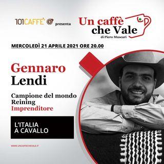 Gennaro Lendi: L'Italia a cavallo