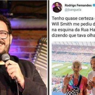 004 - Jacaré Banguela e Júlio Cocielo racistas?