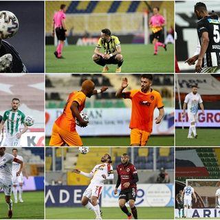 Galatasaray macinin sahasi degisti.