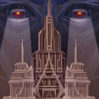 Cassandra Rising - Sci-Fi-Hörspiel über Kriminalitätsvorhersagen