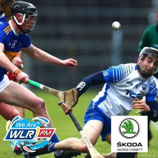 Allianz Hurling League Waterford V Tipperary March 1st 2020