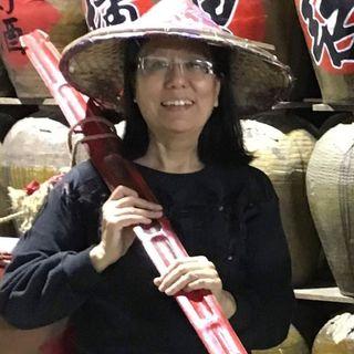 Mandarim é Fácil, Su Chiao Hsu, Professora de Mandarim, Skill Barão Geraldo.