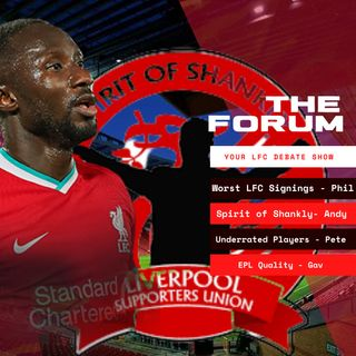 Naby Keita Finished At Liverpool? |  The Forum