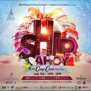 Ship Ahoy Promo Mix