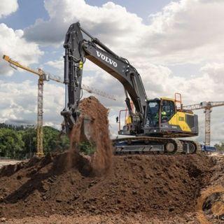Ascolta la news: Volvo CE rafforza il segmento degli escavatori da 35 ton con l'EC350E