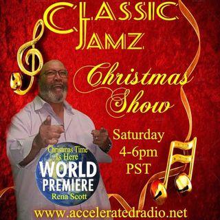 Classic Jamz *Christmas Show* 12/19/2020