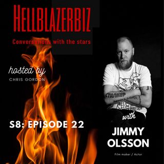 "Filmmaker Jimmy Olsson talks about his latest short ""Alive"" & more"