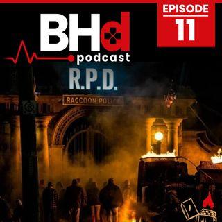 Episode #11: Resident Evil Movie Reboot and Village Details