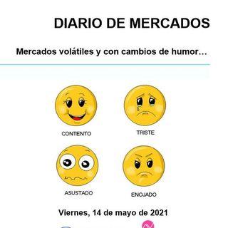 DIARIO DE MERCADOS Viernes 14 Mayo