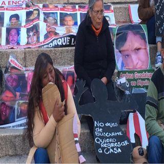 Denuncian falta de apoyo para búsqueda de desaparecidos