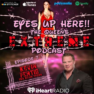 Eyes Up Here!! Episode 7: Halloween Week With Kevin Thorn