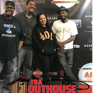 Tha Outhouse Radio Show with D Marvelous Show #25