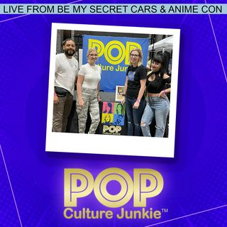 Live From Be My Secret Cars And Anime Con