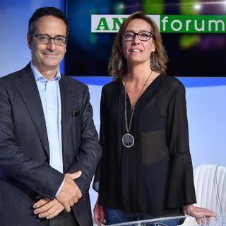 Forum ANSA con Ilaria Cucchi