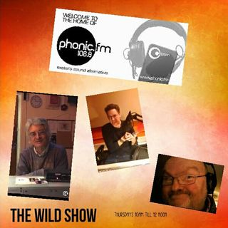 'Get Clear, Get Organised & Get Going' on Chris Norton's Wild Show - 03-01-18