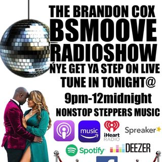 GET YA STEP ON THE BSMOOVE RADIOSHOW STEPPERS SET