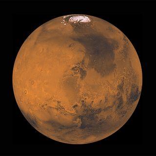 75E-87-MOM Reaches Mars