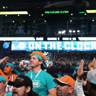 DolphinsTalk Podcast: Draft Day is Here...Final Thoughts