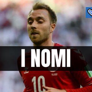 Calciomercato Inter, dubbio Eriksen: iniziano i sondaggi per l'eventuale sostituto