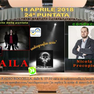 Radiografia Scio' - N.24 del 14-04-2018