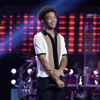 Cam Anthony - NBC The Voice  - Team Blake