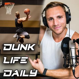 Still Spinning 54 - Yoga + Dunking = NamaDunk! Clint Ainsworth