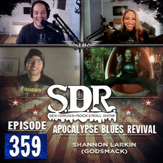Shannon Larkin (Godsmack) - Apocalypse Blues Revival