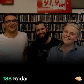 SNACK 188 Radar