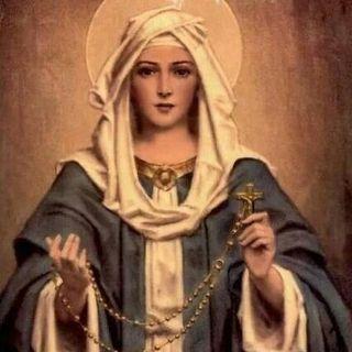 Mary & the Rosary