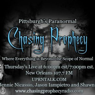 Chasing Prophecy RadioPPS investigators along with Paranormal investigator and curator of Warren Heritage Center discuss the Kinsman's House