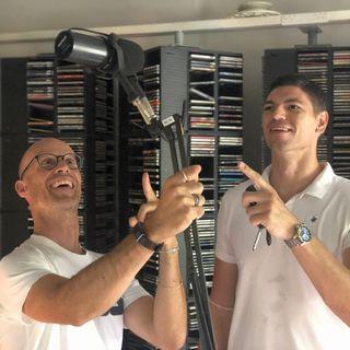 """Podrascanin a Radio Dolomiti: """"A Trento per restare al vertice"""""""