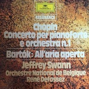 Dischi Volanti - Jeffrey Swann (Chopin)