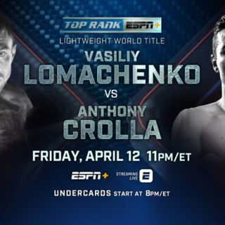 Inside Boxing Weekly: Lomachenko-Crolla, Quillin-Truax, and Shields-Hammer previews, plus boxing news