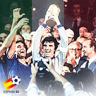 #37 Mundial 1982, nel segno di Pablito