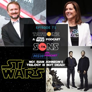 Is Rian Johnson's Trilogy Dead? (NO!)