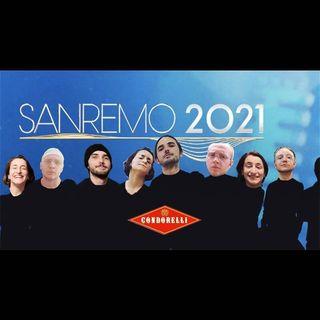 SPECIALE VIGILIA DI NATALE: i Condorelli di Sanremo 2021 - Dillo a Karmadillo - s01e03