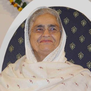 Ambala, HR: Discourse by Nirankari Rajmata Ji