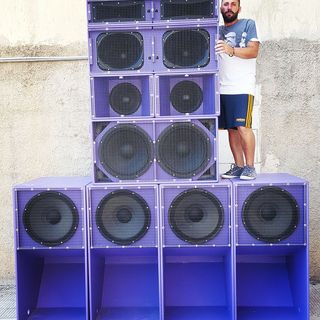 ACTION DUB SOUND SYSTEM  - B-DAY!