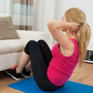 ¡Haz ejercicio durante la cuarentena y disfruta de sus beneficios!