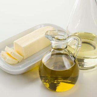 Il Burro è PIU' GRASSO E CALORICO dell'Olio?
